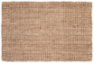 Doormat Jute Natural Grey, Dixie